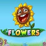 Игральный автомат Цветы